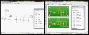 electronica-programas-pcb-wizard-y-livewire, livewire y pcb wizard, livewire ultima version